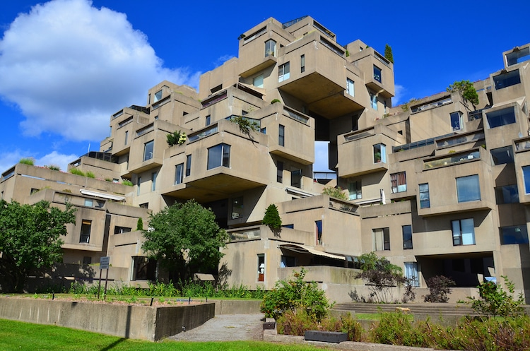 Examples of Brutalism