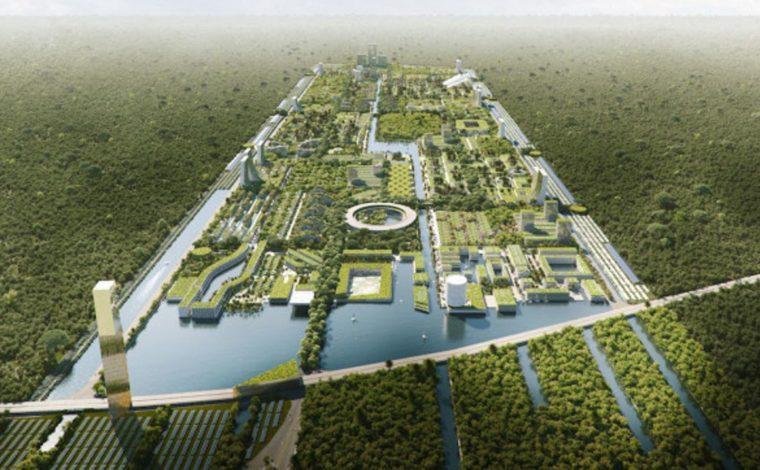 Eco-Utopia – Urban Projectization