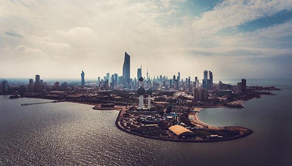 Madinat-al-Hareer: the Kuwait's city of Silk will be a regional hub for trade and finance