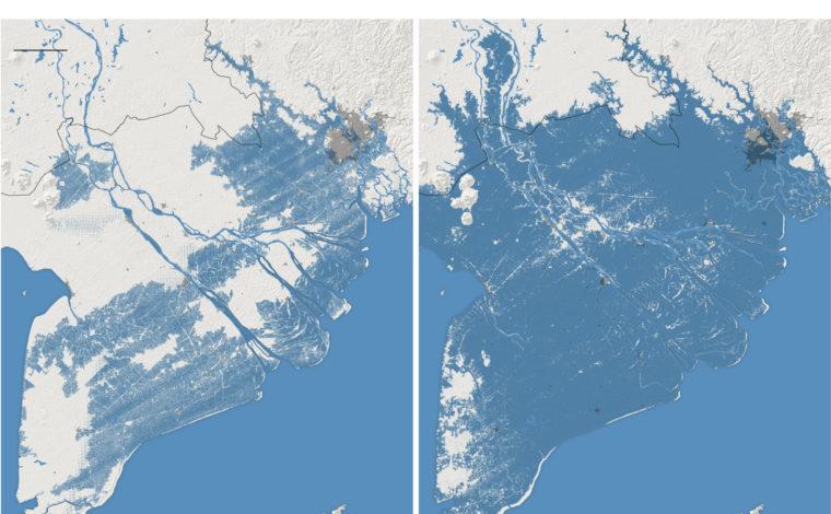 Rising Seas 2050 – Urban Projectization