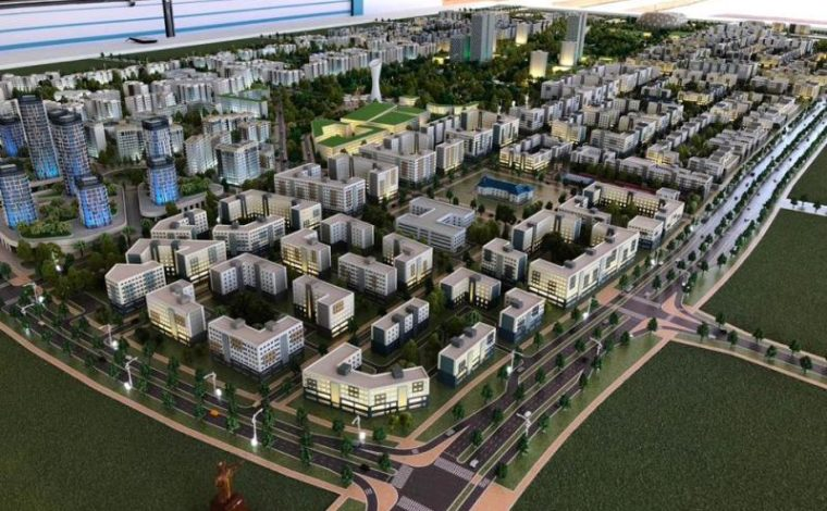 Shymkent City, Korea – Urban Projectization