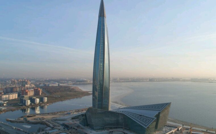 Lakhta Center, St Petersburg, Russia – Urban Projectization
