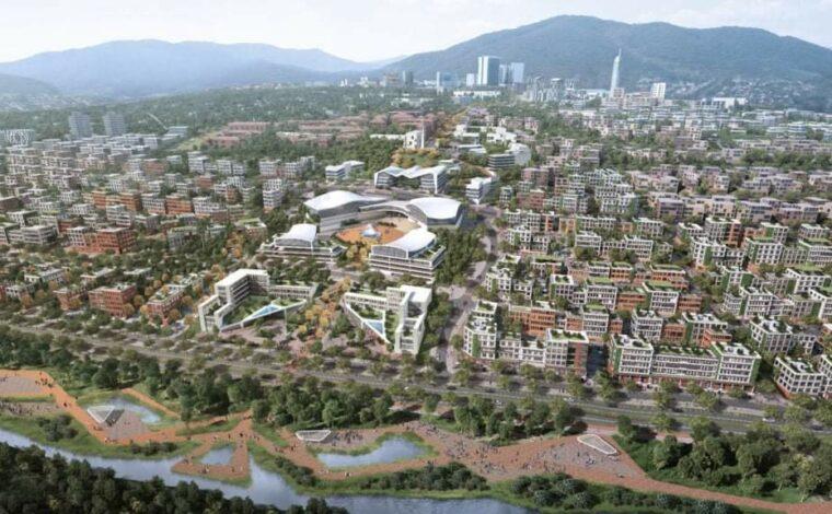 KIGALI Master plan 2050 – Urban Projectization