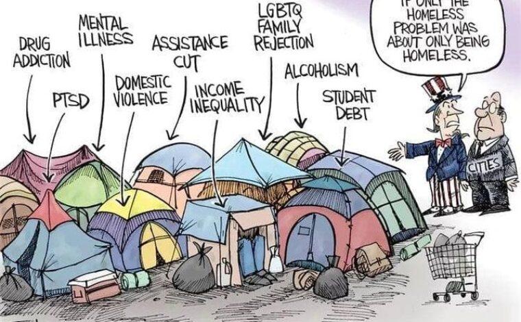 Homelessness…!