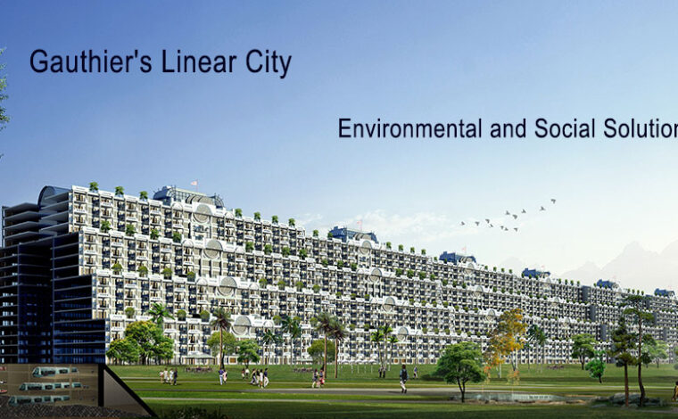 The Liner City – Urban Projectization