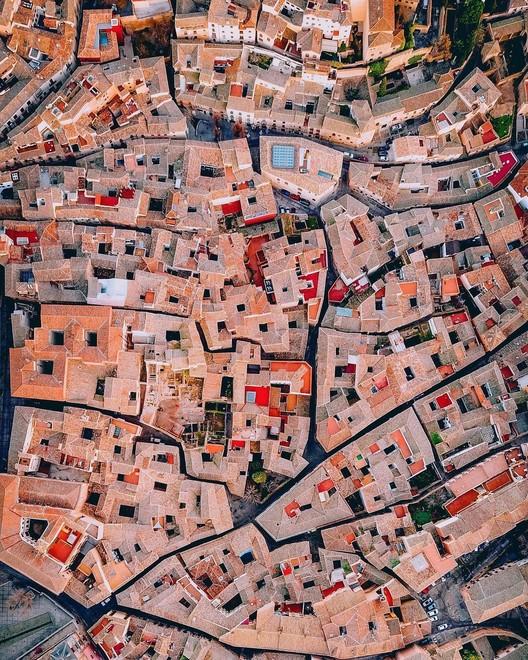 Toledo, Spain. Drone photo by @zekedrone