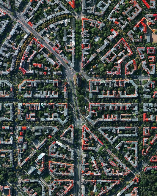 Berlin, Germany. Created by @dailyoverview, source imagery: @maxartechnologies