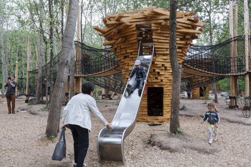 relates to A Park-Building Revolution Is Transforming a Russian City